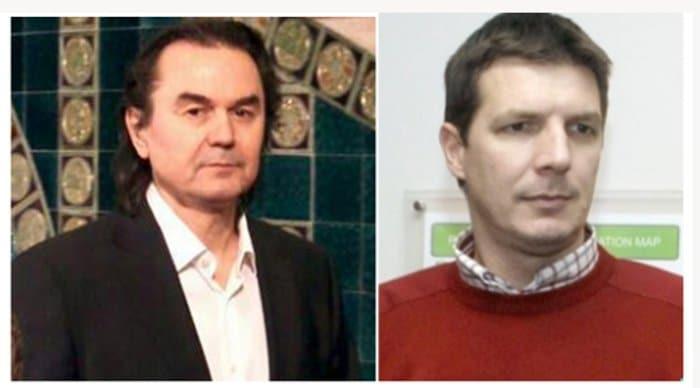 Лајош Чакањ и Андреј Вучић
