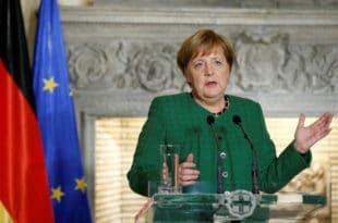Меркел у паници: Из Атине упозорила да национализми јачају и воде ЕУ у катастрофу