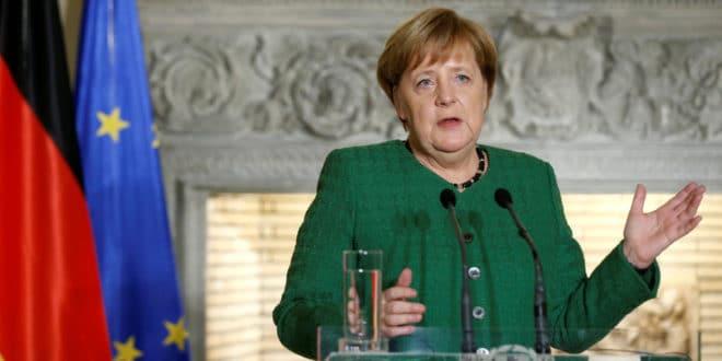 Меркел: Поредак успостављен након Другог светског рата више не постоји 1