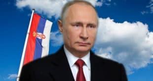 Путин: Желим братском народу Србије благостање и просперитет