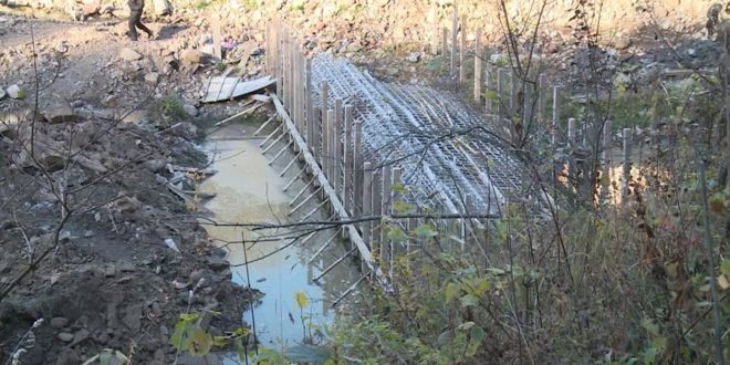 Грађевинска инспекција стопирала градњу мини хидроелектране у Ракити 1