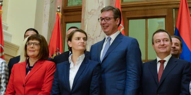 Србија под влашћу петог сталежа