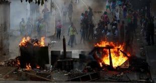 Венецуела на прагу грађанског рата (видео) 5