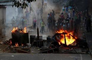 Венецуела на прагу грађанског рата (видео) 4