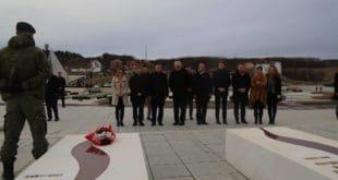 Потпредседник Европског парламента посетио гроб терористе и убице Адема Јашарија 6