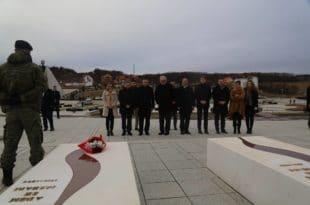 Потпредседник Европског парламента посетио гроб терористе и убице Адема Јашарија 2