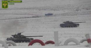 ФРОНТ ЛУГАНСК: Оклопно-механизоване јединице Војске ЛНР подижу своју борбену готовост (видео) 2