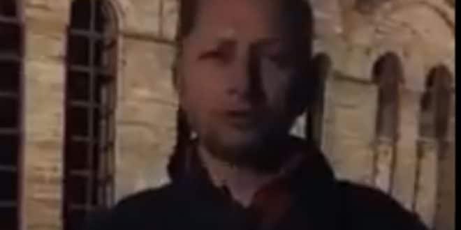 Ја сам Бранислав Марковић и живим у Kосовској Грачаници... (видео)