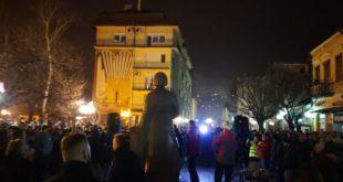 УСТАНАК! Широм Србије и данас протести против велеиздајника и лопова (фото, видео) 11