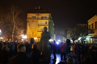 УСТАНАК! Широм Србије и данас протести против велеиздајника и лопова (фото, видео)