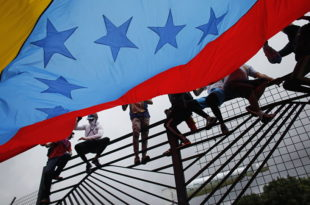 Педесет земаља у групи за борбу против мешања у унутрашње ствари Венецуеле 9
