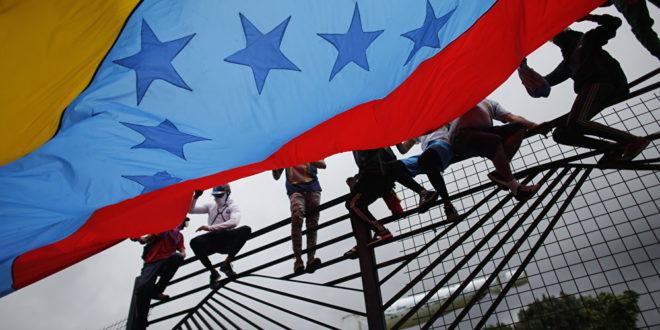 Педесет земаља у групи за борбу против мешања у унутрашње ствари Венецуеле 1