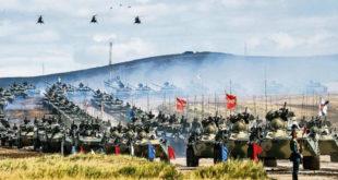 Шведски институт FOI: Русија изводи војне вежбе као да ће ратовати против НАТО и Кине