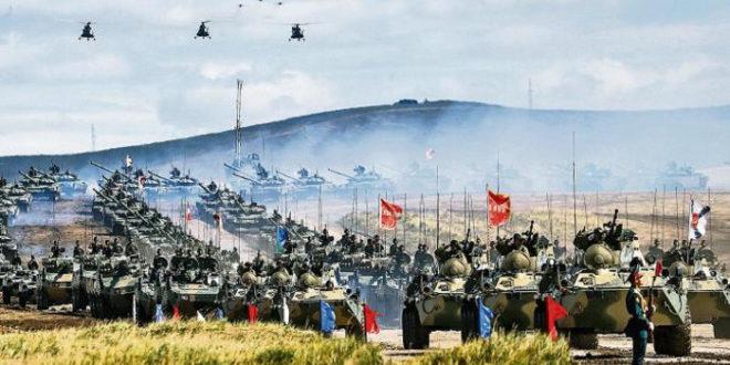 Шведски институт FOI: Русија изводи војне вежбе као да ће ратовати против НАТО и Кине 1