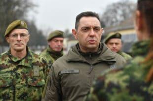 Вулин сменио официра који се бори против криминала и корупције у Војсци Србије 1