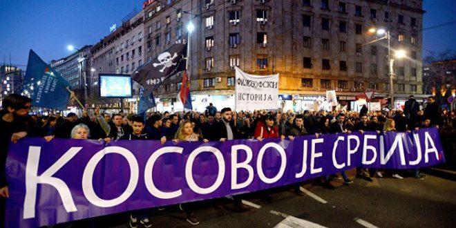 Милош Ковић: Вучић и његови пријатељи желе да осакате Србију и створе Велику Албанију