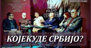 ТРИБИНА 3 ''КОЈЕКУДЕ СРБИЈО?'' (видео) 11