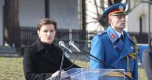 Орашац: Брнабић извиждана на обележавању Дана државности уз повике издаја (видео) 5