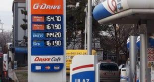 Опет поскупело гориво а већ најављују нова поскупљења! 9