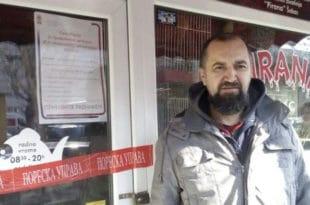Миленку Марјановићу, носиоцу транспарента у Шапцу, затворили радњу, порезници долазили три пута за пола године