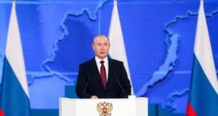 Путин: Русија први пут има резерве девиза и злата које потпуно покривају дугове и државе и фирми