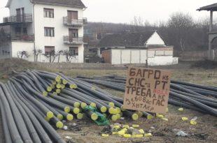 У Ритопеку је јуче освануо овај графит
