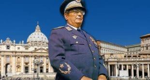 Тито је био почасни каноник Папе, а сахрањен је као припадник тајног ватиканског реда пилигринских фратара 8