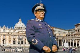 Тито је био почасни каноник Папе, а сахрањен је као припадник тајног ватиканског реда пилигринских фратара 14
