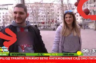 ОСТАВКЕ! РТС цензурисао принт Косова и Метохије у ударном термину!
