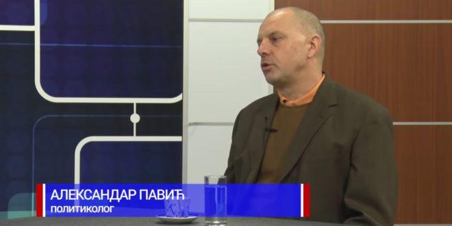 Александар Павић: Проблем Србије је одсуство јасног размишљања и стратегије (видео)