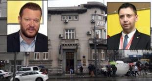 У криминал и убиство у АМСС-у умешани високи функционери! Бутулија убијен због 2,5 милиона евра! 1