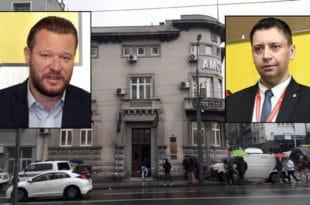 У криминал и убиство у АМСС-у умешани високи функционери! Бутулија убијен због 2,5 милиона евра!