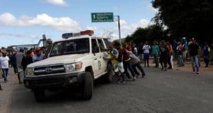 Сукоби на граници Венецуеле и Бразила, четворо погинулo, више десетина рањених (видео) 8