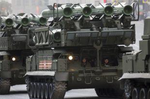 Русија појачава војну групу на западу и југу земље