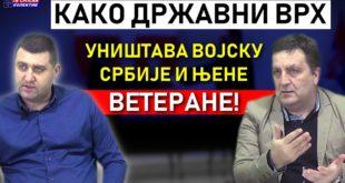 Kако Вучић систематски уништава војску Србије и њене ветеране! (видео) 8