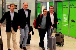 """Венецуела избацила из земље """"интервенционистички"""" тим ЕУ који је дошао да се састане с Гваидом"""