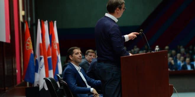 Бахата напредњачка олош терорише Србе са Косова и Метохије! 1