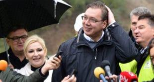 Министарка Зорана Михајловић и Вучић криви за фушерај и хаос на Коридору 10 11