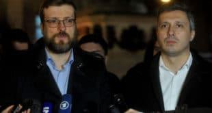 Бошко Обрадовић: Против Срђана Нога је покренут дисциплински поступак