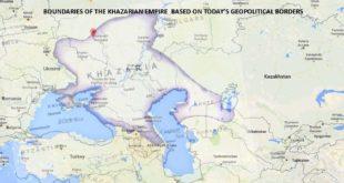 """Праве ли Јевреји на територији Украјине """"Нову Хазарију""""? 12"""
