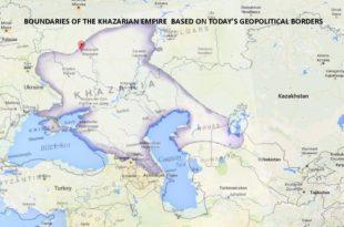"""Праве ли Јевреји на територији Украјине """"Нову Хазарију""""?"""