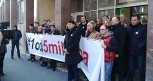 Бојкот опозиције у Скупштини Београда 12