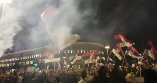 Данас су антирежимски протести у Новом Саду, шета се и у Нишу, Чачку, Ужицу... (видео) 2