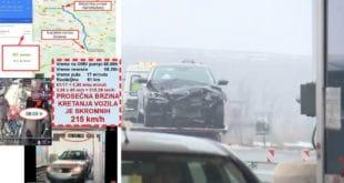 """У кривичној пријави се не наводи којом је брзином возио Бабићев """"возач"""" 3"""