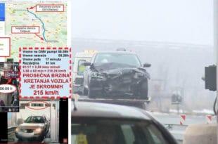 """У кривичној пријави се не наводи којом је брзином возио Бабићев """"возач"""" 6"""
