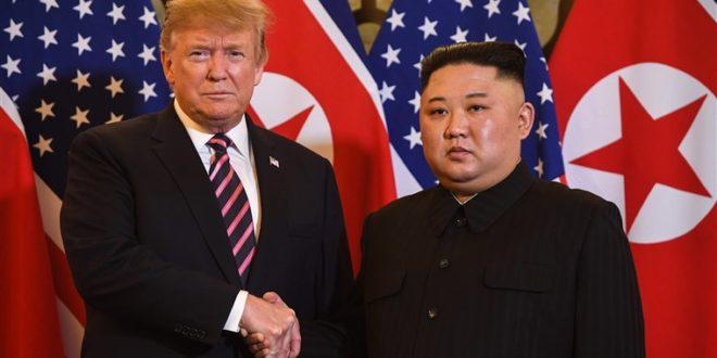 Вијетнам: Доналд Трамп се састао с Ким Џонг Уном у Ханоју, где је данас почео њихов други самит 1
