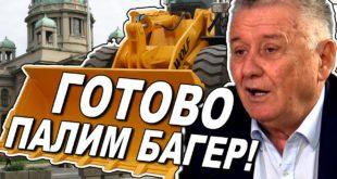 Велимир Илић: Вучић од Србије прави циркус, а од пријатеља непријатеље! (видео) 3