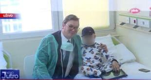 МОНСТРУОЗНА политичка злоупотреба тешко болесног детета! 10
