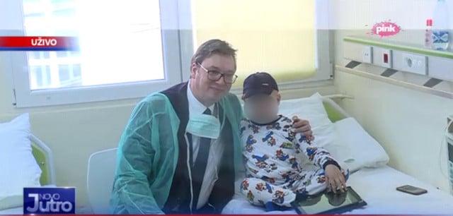 МОНСТРУОЗНА политичка злоупотреба тешко болесног детета!