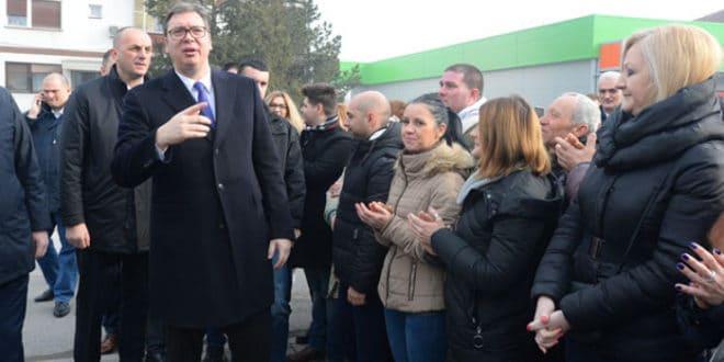 Нова Вучићева офанзива против Србије: Kампања страха и насиља